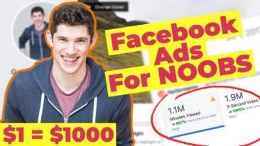 The Ultimate Beginner's Guide to Facebook Advertising [2019 Tutorial]