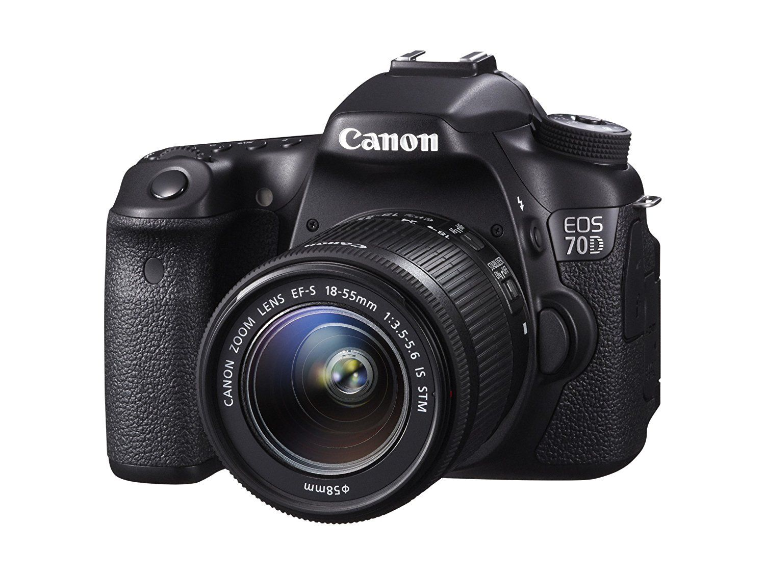 Canon 70D Vlogging Camera