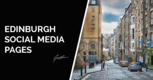 Edinburgh Social Media Pages