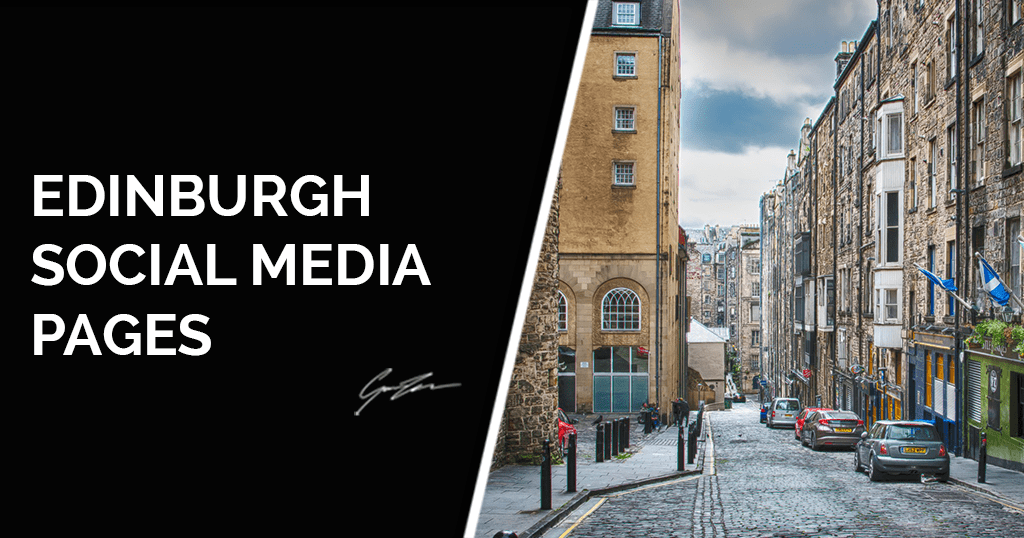 Edinburgh Social Media Pages