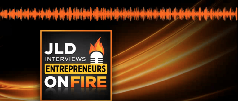 Entrepreneur on Fire Podcast Feature
