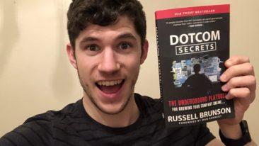 DotCom Secrets by Russell Brunson: Book Review 2019