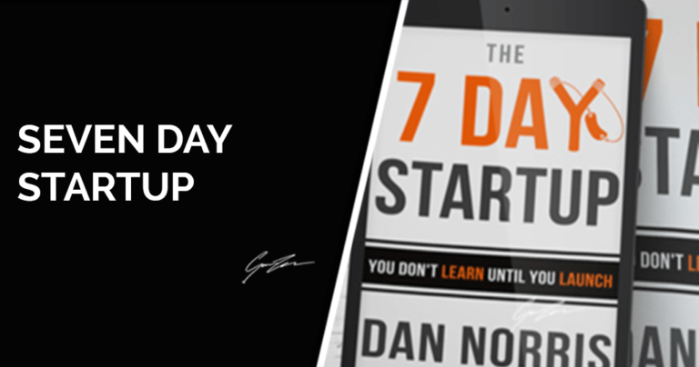 Seven Day Startup
