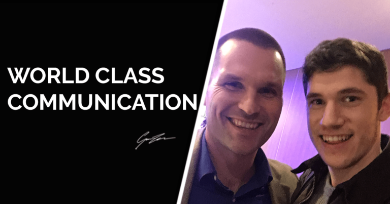 World Class Communication With Marcus Sheridan