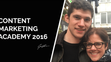 Content Marketing Academy 2016: My Main Takeaways