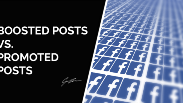 Facebook advertising: boosted posts vs promoted posts