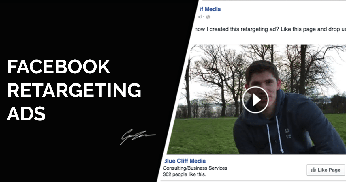 Create a Facebook Retargeting Ads