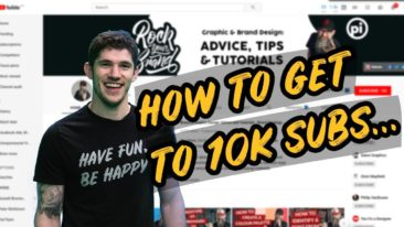 How To Get Your First 10,000 YouTube Subscribers