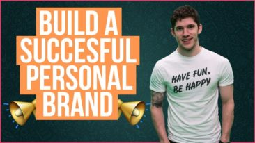 How To Build A SUCCESSFUL Personal Brand