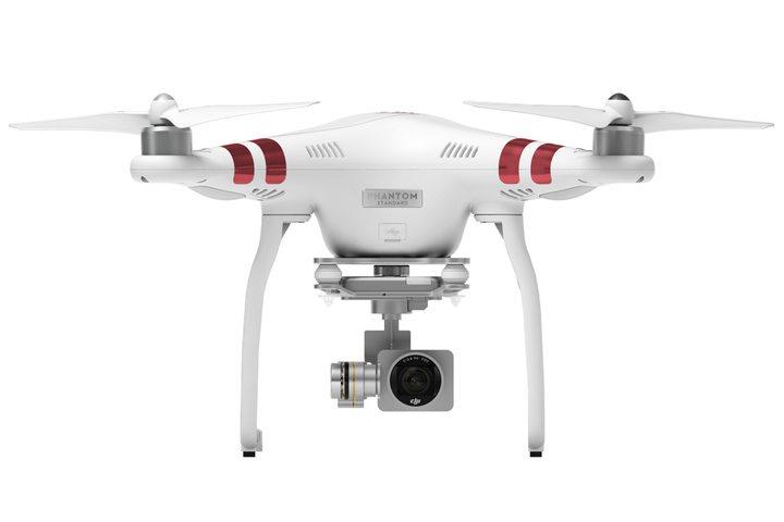 DJI Phantom 3 Standard Vlogging Drone