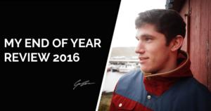 Gavin Bell Review 2016