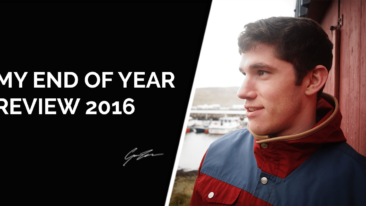 My End of Year Review 2016