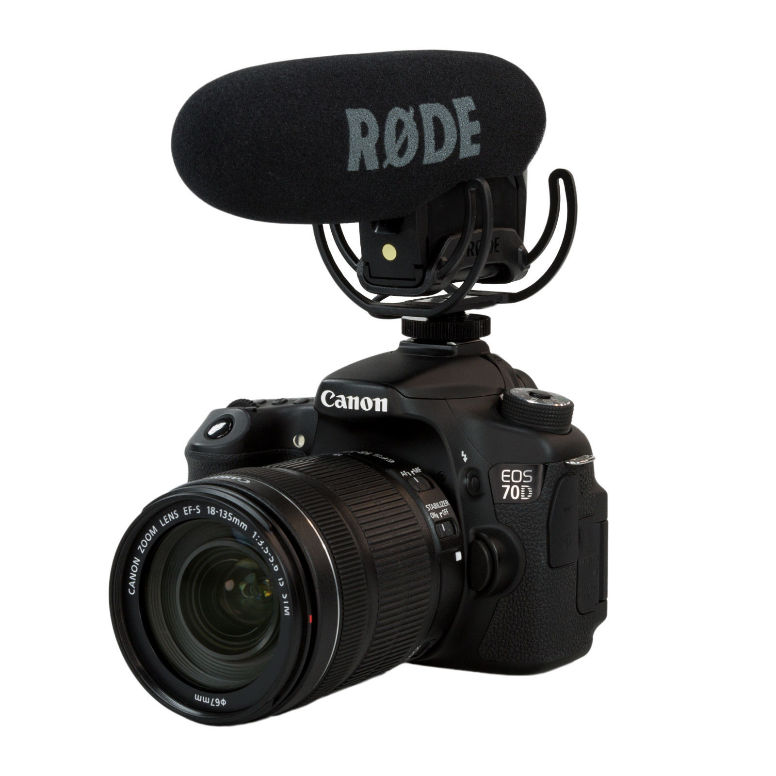 Best External Mic for Vlogging Rode Entrepreneur