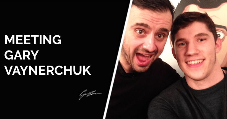 Three Things I Learned From Meeting Gary Vaynerchuk