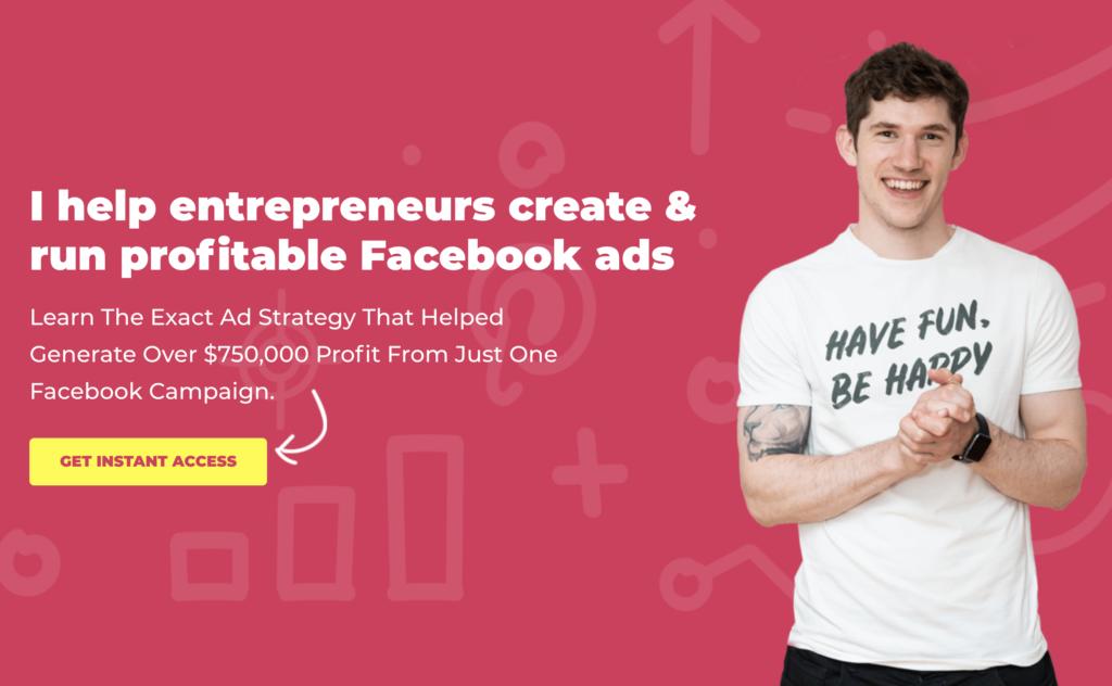 Facebook Advertising Consultant, Vlogger & Speaker - UK
