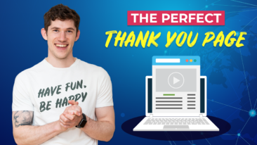 How to Create the Perfect Thank You Page