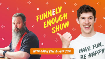 Ep 16: Finding Humour & Fun In Your Marketing & Branding – With Jeff Sieh