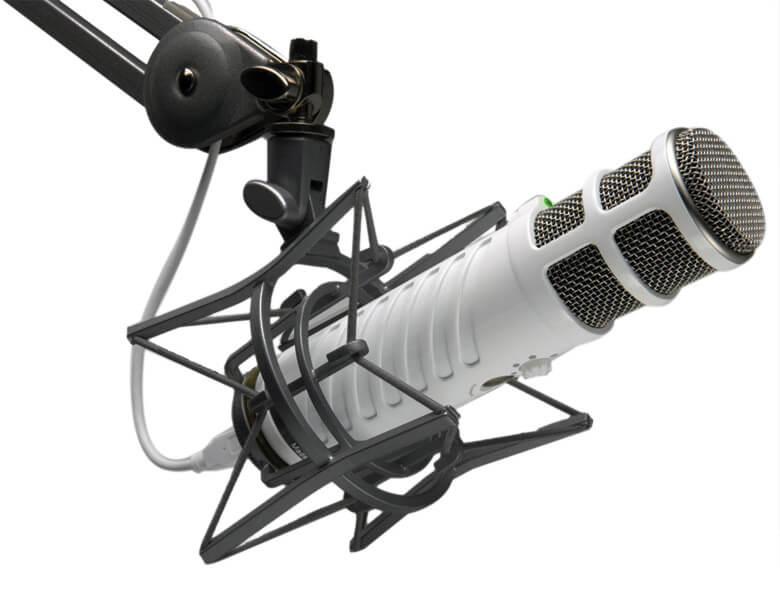 Rode podcaster podcasting mic