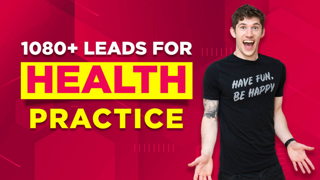 Lead Generation Health Practice