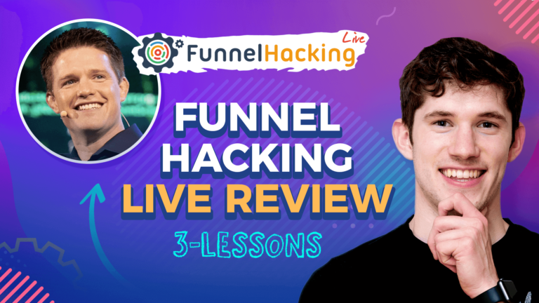 Russell Brunson and Funnel Hacking Liv