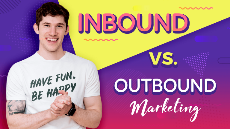 inbound vs outbound marketing