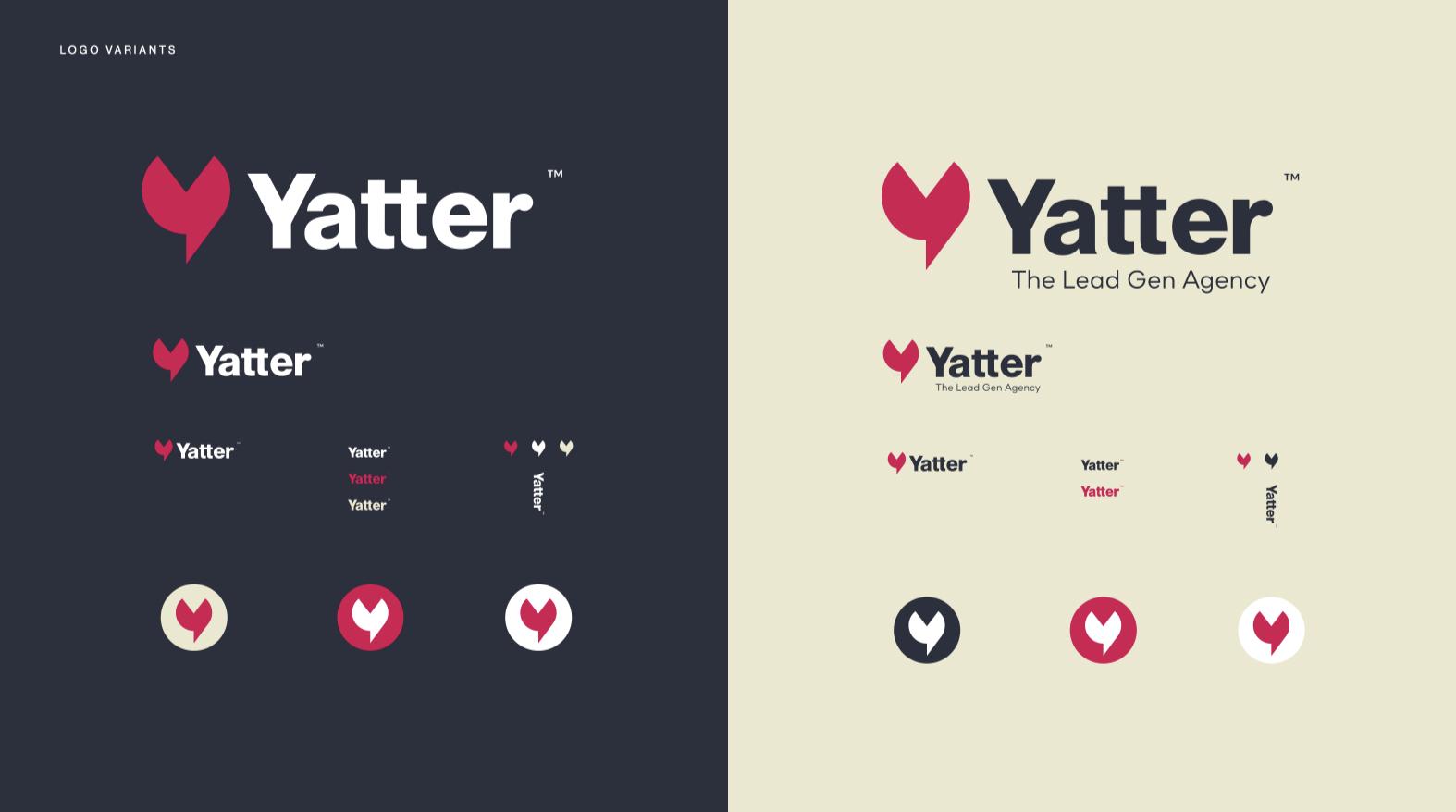 Yatter Branding